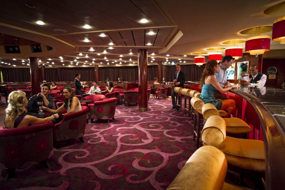 Celebrity Constellation - Celebrity Cruises - Rendezvouz Lounge