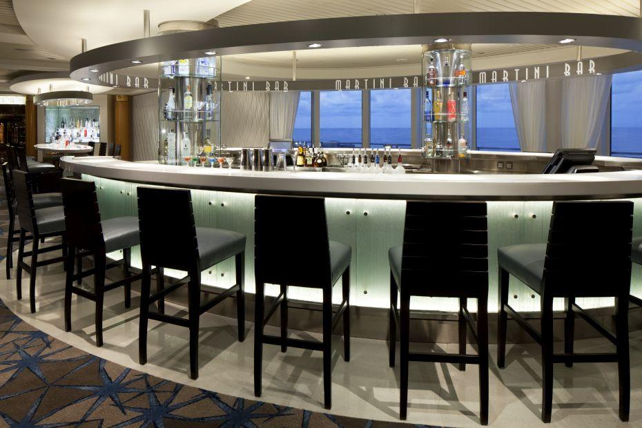 Celebrity Infinity - Celebrity Cruises - Martini Bar