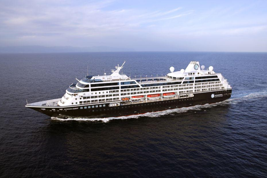 Azamara Quest - Azamara Club Cruises