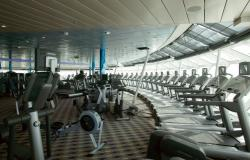 Independence of the Seas - Royal Caribbean International - ShipShape® Fitness centrum