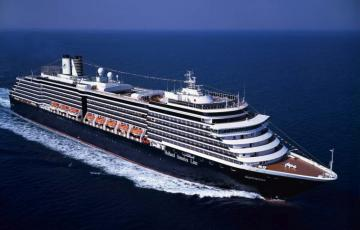 MS Oosterdam - Holland America Line