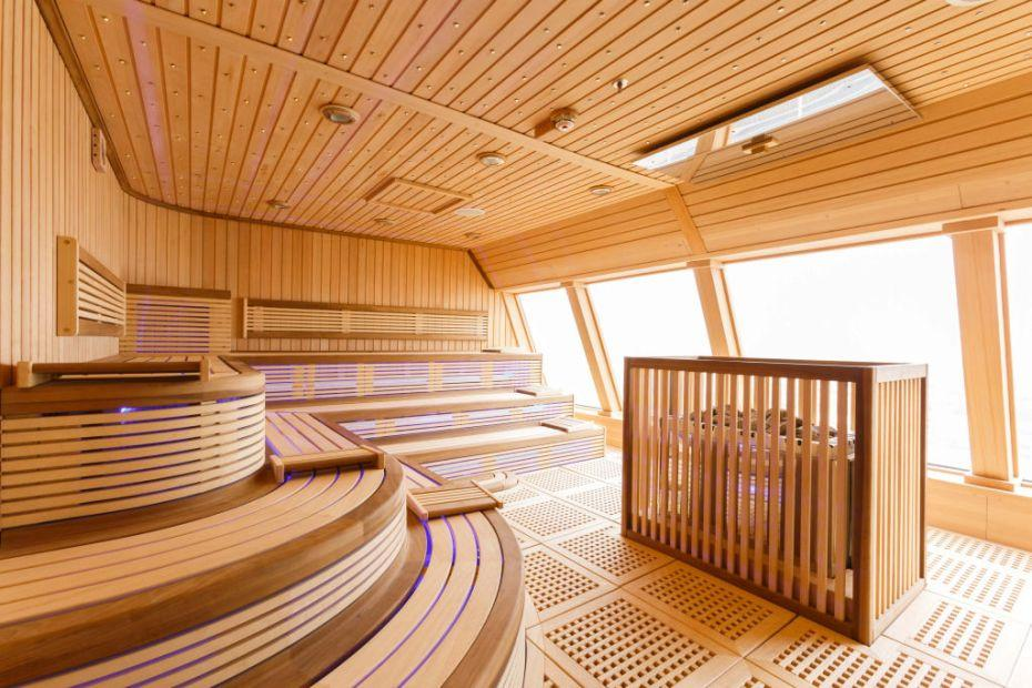 Costa Diadema - Costa Cruises - sauna