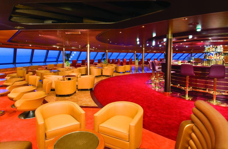 MS Noordam - Holland America Line - Crows Nest