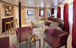 Seabourn Sojourn - Seabourn Cruise Line - Owner's Suite