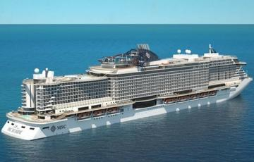 MSC Seaview - MSC Cruises