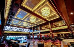 Norwegian Getaway - Norwegian Cruise Lines - Burn The Floor – parket v hlavní restauraci Manhattan Room