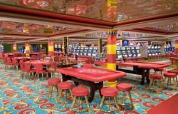 Norwegian Pearl - Norwegian Cruise Lines - casino na lodi