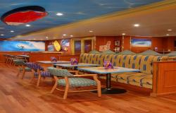 Norwegian Sky - Norwegian Cruise Lines - bar na lodi