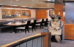 Norwegian Spirit - Norwegian Cruise Lines - Shogun Asian Restaurant