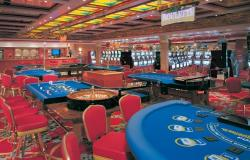 Norwegian Sun - Norwegian Cruise Lines - casino na lodi