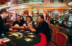 Adventure of the Seas - Royal Caribbean International - casino
