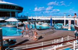 Adventure of the Seas - Royal Caribbean International - vodní park