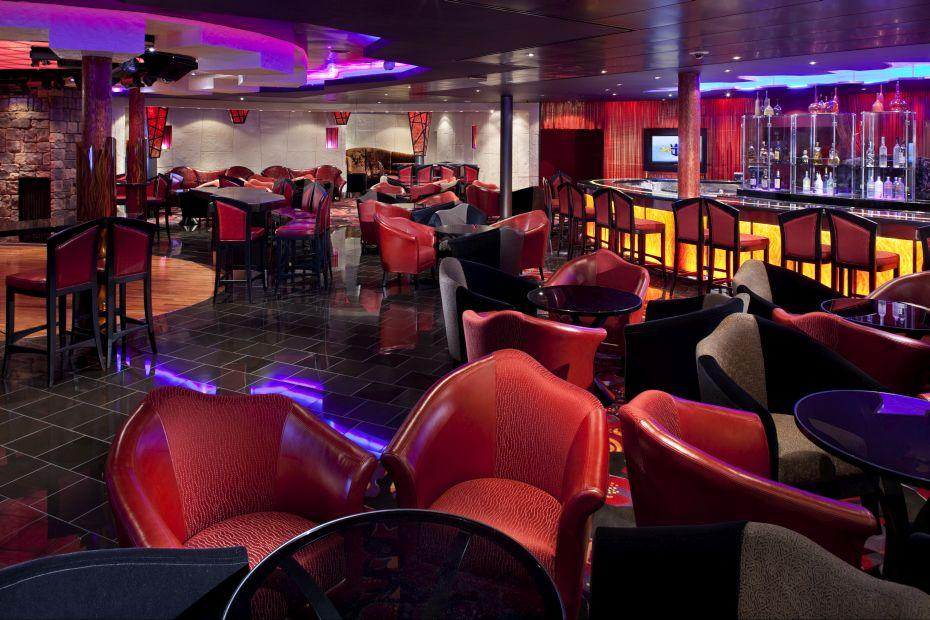 Allure of the Seas - Royal Caribbean International - bar na lodi