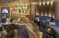 Allure of the Seas - Royal Caribbean International - luxusní bar