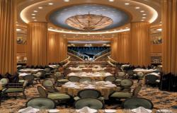 Brilliance of the Seas - Royal Caribbean International - hlavní restaurace na lodi