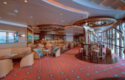 Enchantment of the Seas - Royal Caribbean International - bar na lodi