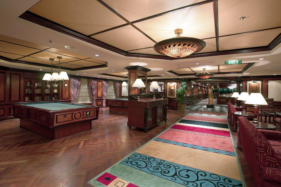 Jewel of the Seas - Royal Caribbean International - The Safari Club