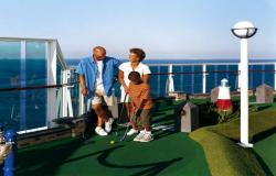 Jewel of the Seas - Costa Cruises - mini golf