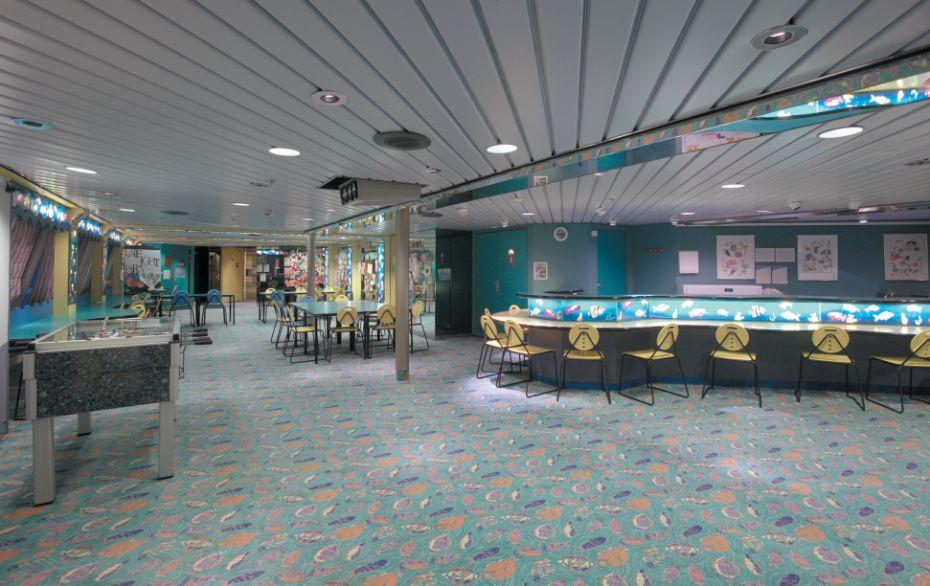 Majesty of the Seas - Royal Caribbean International - bar na lodi